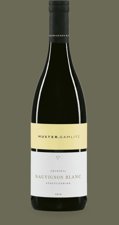 Sauvignon Blanc Grubthal 2015