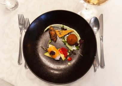 Gourmet Teller bei Nauschnigg